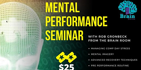 The No B.S. Mental Performance Seminar