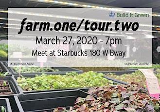 farm.one Tour - Mar 27 tickets