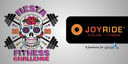 Fiesta Fitness Fundraiser - JoyRide Cycling + Fitness