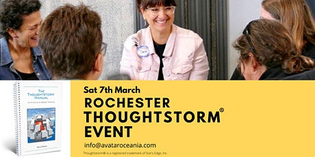 Thoughtstorm® An Evolution In Human Thinking tickets