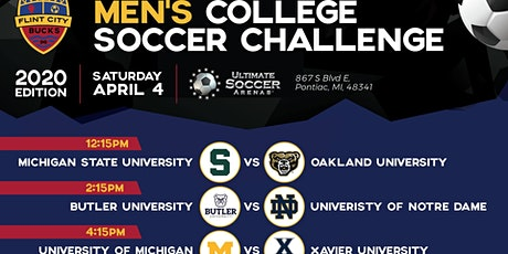 Bucks 12th Annual College Challenge tickets
