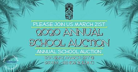 Saint Michael School - Paradise Island Auction 2020 tickets