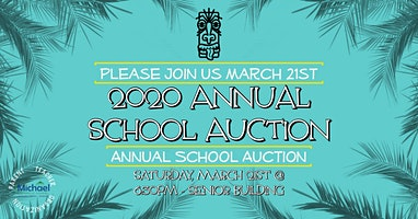 Saint Michael School - Paradise Island Auction 2020