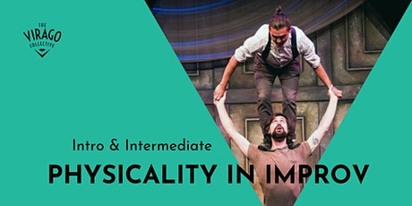 Physicality in Improv tickets