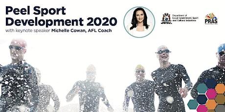 Peel Sport Development 2020 tickets