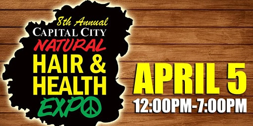 8th Annual 2020 Capital City Natural Hair and Health Expo