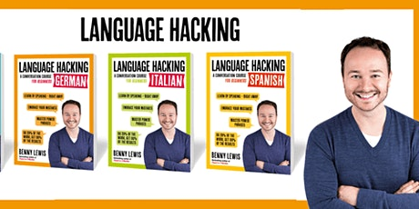 Language Lab: Hack Any Language & Speak it Today (Benny the Irish Polyglot) tickets