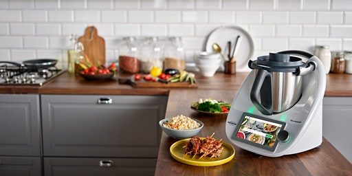 KETO Cooking Class with Thermomix® in Coronado/San Diego, CA
