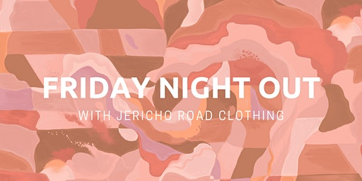Friday Night Out with JRC