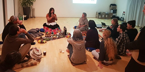 Connecting with the healing powers of maca and cacao in ceremony