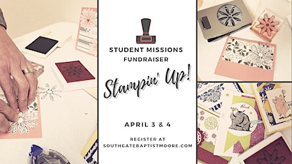 Stampin' Up! Card-Making Fundraiser tickets