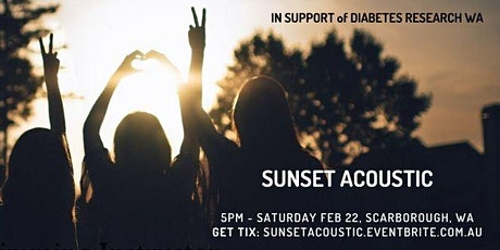 Sunset Acoustic tickets