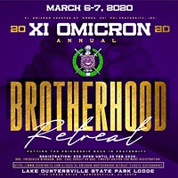 2020 Xi Omicron Brotherhood Retreat