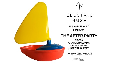 Electric Rush the  After Party
