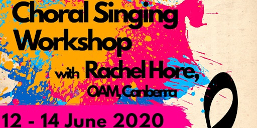 Choral Singing Workshop with Rachel Hore on the Atherton Tablelands