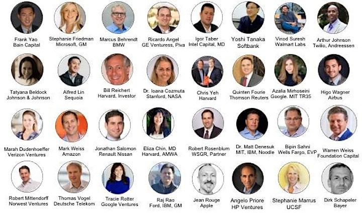 Disruptive Innovation - Industry 4.0  - Live image
