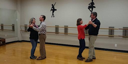 Beginner Ballroom Dance Class--6 Wk. Session