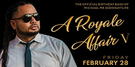 A Royale Affair V tickets