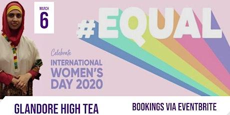 Glandore | International Womens Day High Tea 2020 tickets