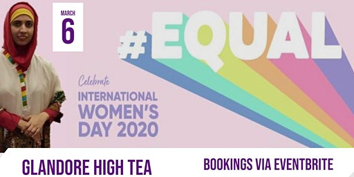 Glandore | International Womens Day High Tea 2020