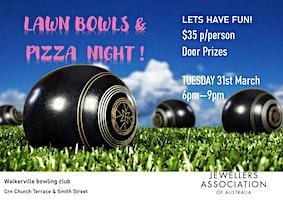 JAA Lawn Bowls & Pizza Night
