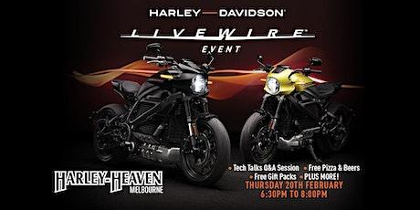 Harley-Davidson LiveWire Night tickets
