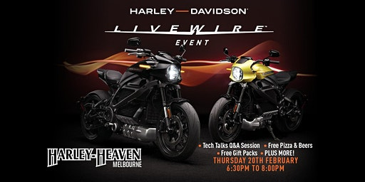 Harley-Davidson LiveWire Night