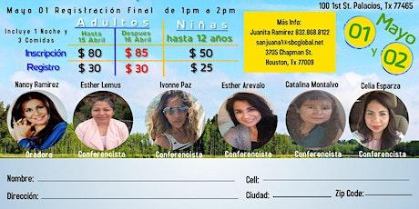 UFM-Campamento Abla - Palacios 2020 tickets