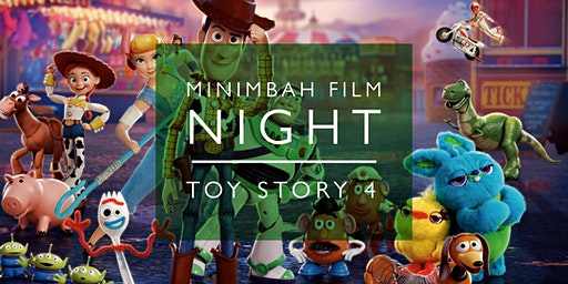 Minimbah Film Night – Toy Story 4