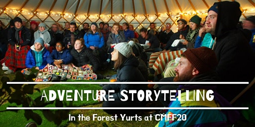 Adventure Storytelling at CMFF20
