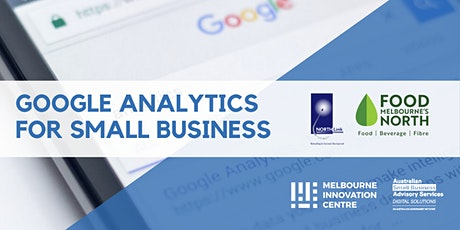 Introduction to Google Analytics for Business Performance - Bundoora tickets
