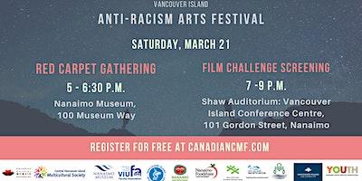 Red Carpet Film Screening - Anti-Racism Arts Festival