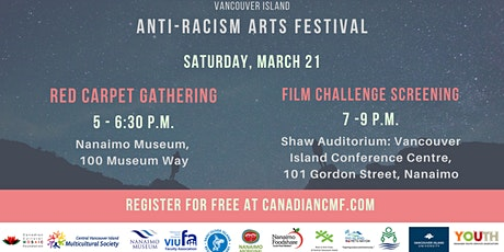 Red Carpet Film Screening - Anti-Racism Arts Festival tickets