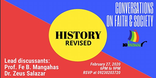 Conversations on Faith & Society: History Revised