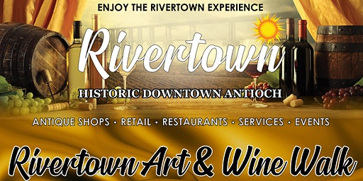 Rivertown Art and Wine Walk Early Bird Pricing till April 1st!