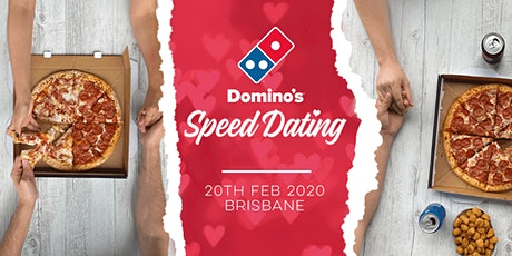 Slice To Meet You // Domino's Speed Dating tickets
