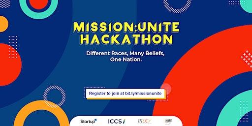 Mission:Unite Hackathon (TBC)
