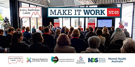 NDIS Make it Work Forum - Ipswich