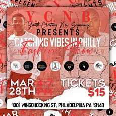 Catching Vibes in Philly Fashion Show tickets