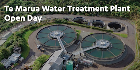 Te Marua Water Treatment Plant Open Day tickets