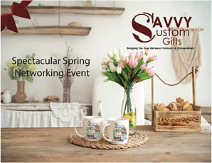 Spectacular Spring Networking Event tickets