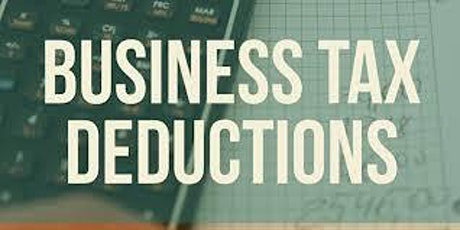 Tax Deductions for Business Owners tickets