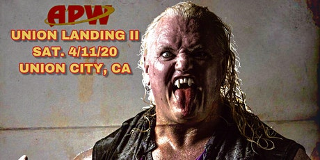 All Pro Wrestling: #UnionLanding II tickets
