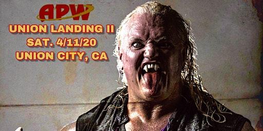 All Pro Wrestling: #UnionLanding II