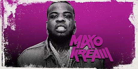 MAXO KREAM (USA) tickets