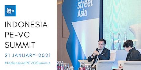 Indonesia PE-VC Summit 2021 tickets