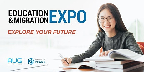 AUG Perth Education & Migration EXPO 2020 tickets