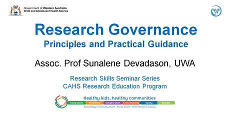 Research Skills Seminar: Research Governance - 21 February tickets