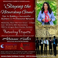 Slaying the Networking Game: Tips to Building a Successful Network