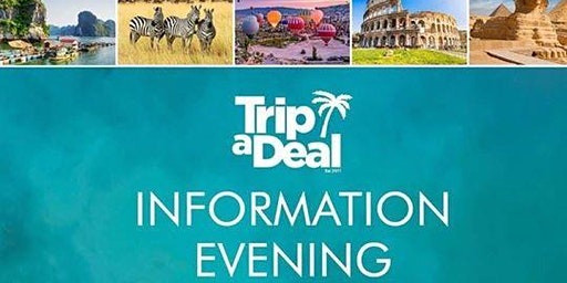 TripADeal Information Session